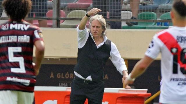 Jorge Jesus, segundo europeu campeão da Libertadores como técnico