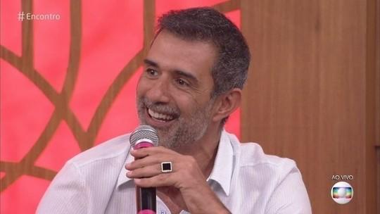 Marcos Pasquim brinca sobre seu comportamento: 'Sou dado'