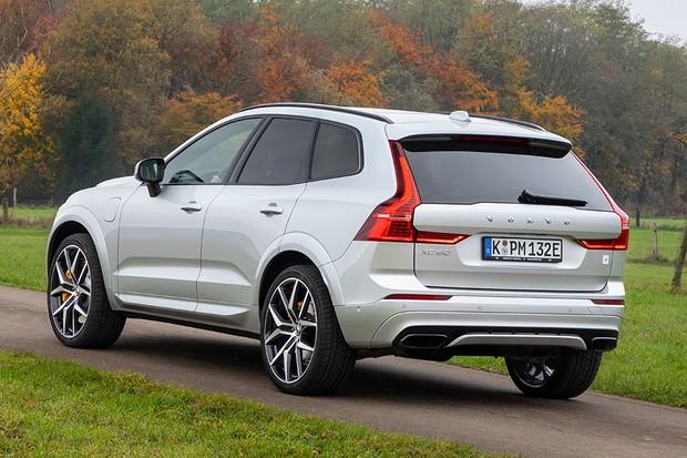 Volvo XC60 traseira  (Foto: Divulgação)