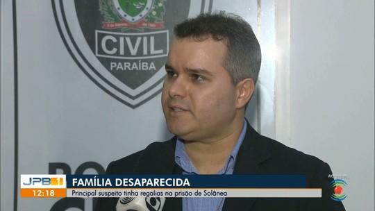 Polícia investiga desaparecimento de família com suspeito de estelionato na Paraíba