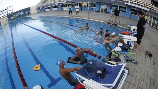 Nadadores aprovam ação e vão seguir cronograma com outras atividades no  exterior com foco em medalhas no Mundial d40642fb1502b