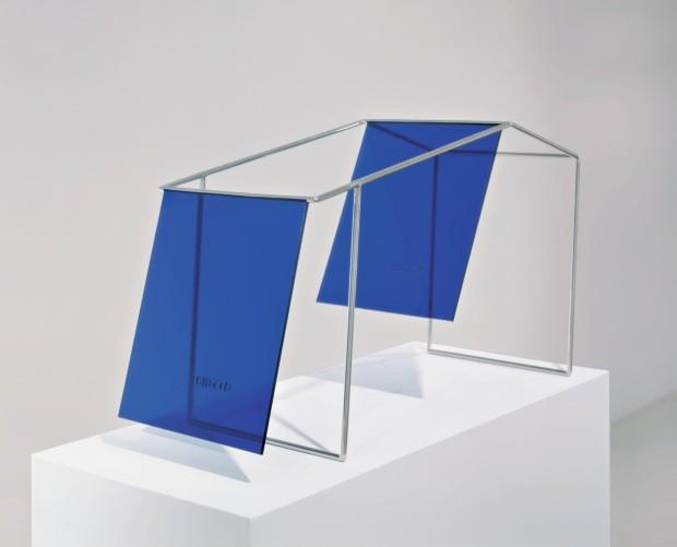 Waltercio Caldas seleciona obras que falam de tempo e espaço para a 33ª Bienal de São Paulo (Foto: Wilton Montenegro)