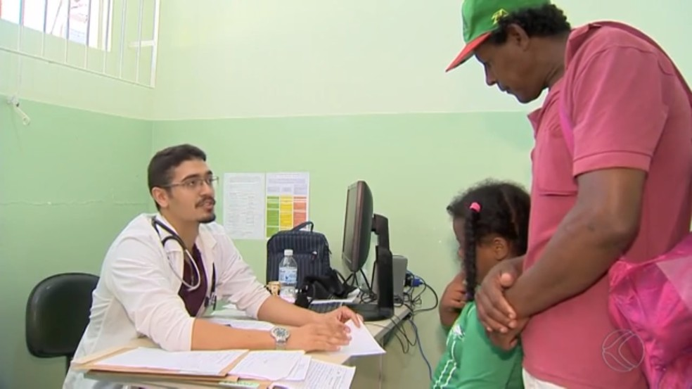 De acordo com o Ministério da Saúde, foram 1.707 profissionais inscritos nesta etapa de seleção. — Foto: Reprodução/TV Integração