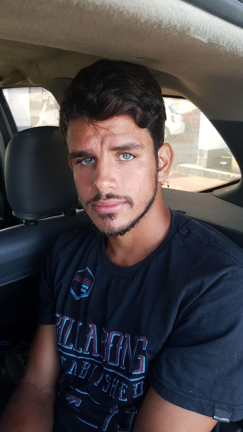 Artur Medeiros Gomes foi preso na manhã desta quarta-feira durante operação na Zona Oeste (Foto: Divulgação / Polícia Civil)
