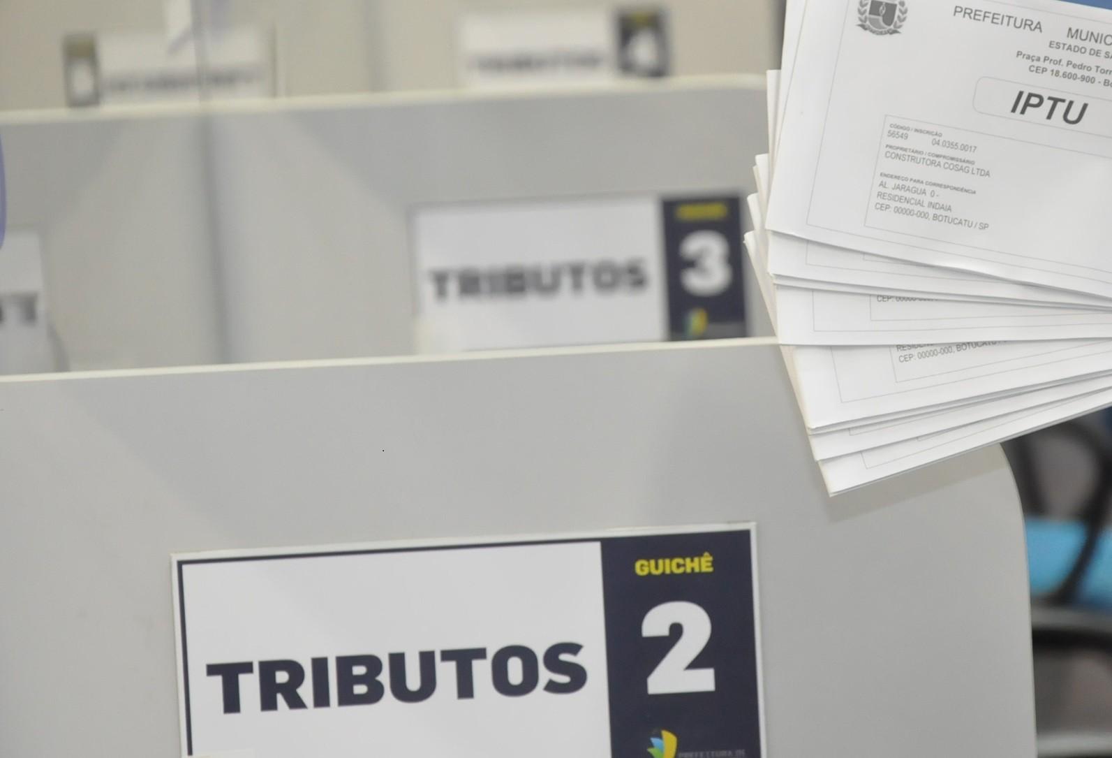 Prefeitura de Botucatu prorroga novas parcelas do IPTU