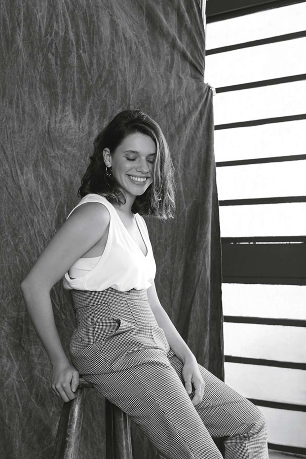 Bruna Linzmeyer (Foto: Cassia Tabatini)