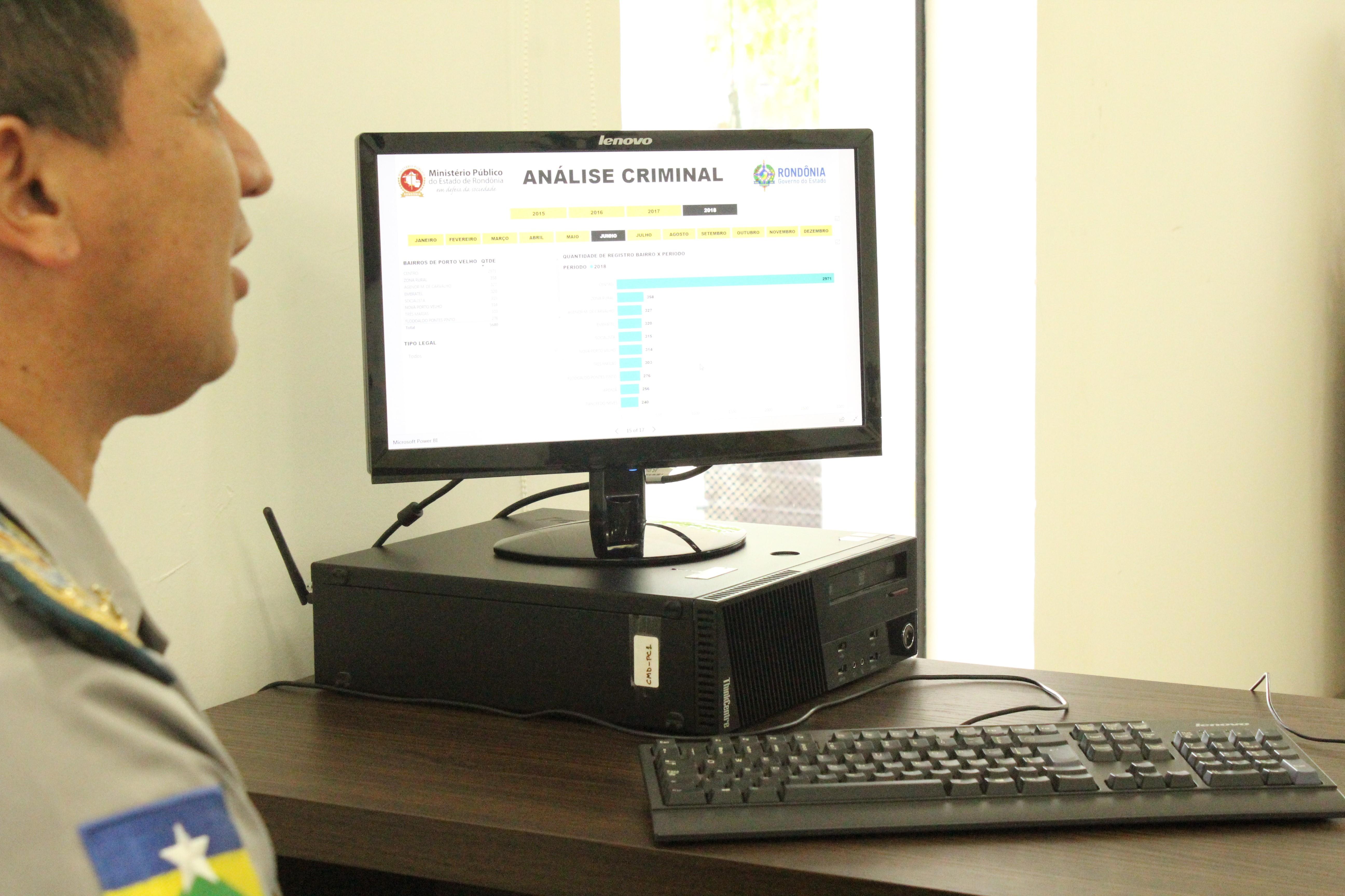 Centro é um dos bairros com mais crimes registrados em Porto Velho, aponta Sistema de Análise Criminal