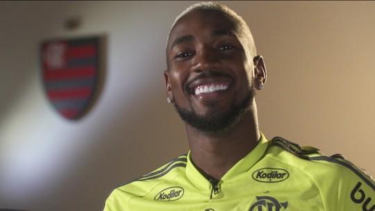 Da Baixada à Roma, Gerson retorna para fazer história no Flamengo e lembra dificuldades na infância