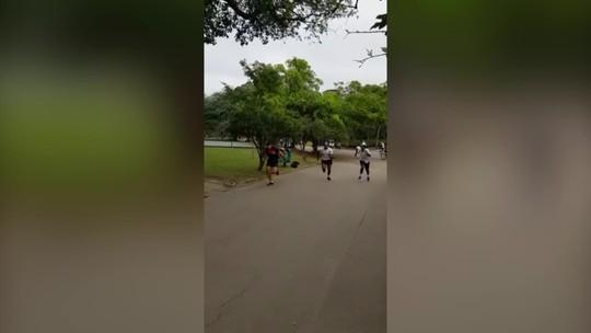 """Manuwa revela detalhes da lesão e lamenta não lutar em São Paulo: """"Sacrifiquei muito"""""""