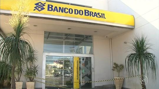 Ladrões furtam banco em frente a base da Guarda Municipal de Itupeva