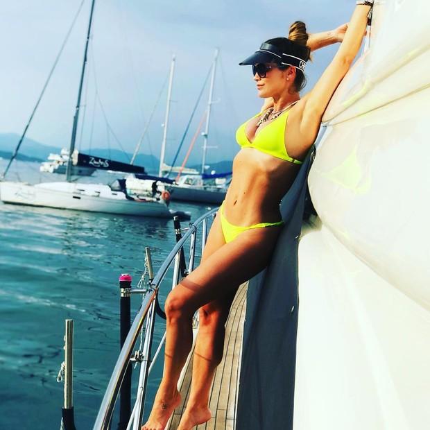 Flavia Alessandra (Foto: Reprodução Instagram)