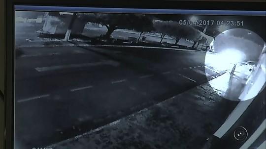 Gate é acionado para retirar explosivo de agência bancária em Santa Albertina