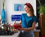 Mariana Ximenes testa receita de brigadeiro de chocolate com pimenta | Arquivo pessoal