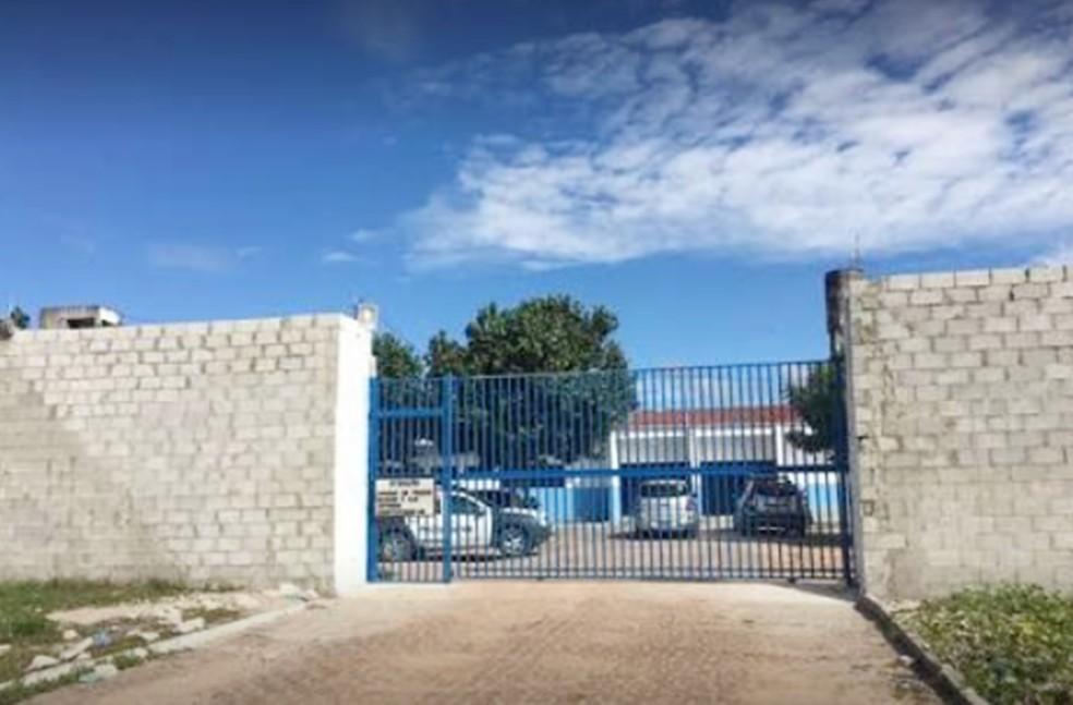 Penitenciária Estadual de Parnamirim (Foto: Divulgação/Sejuc)