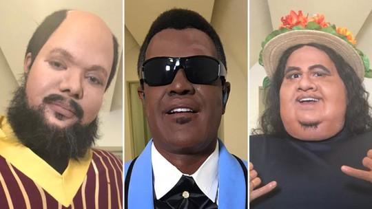 Ludmilla, Diogo Nogueira e Hugo Bonemer estão na final do 'Show dos Famosos'