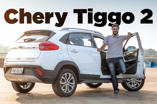 Vídeo: Chery Tiggo 2 (Foto: Marcos Camargo / Autoesporte)