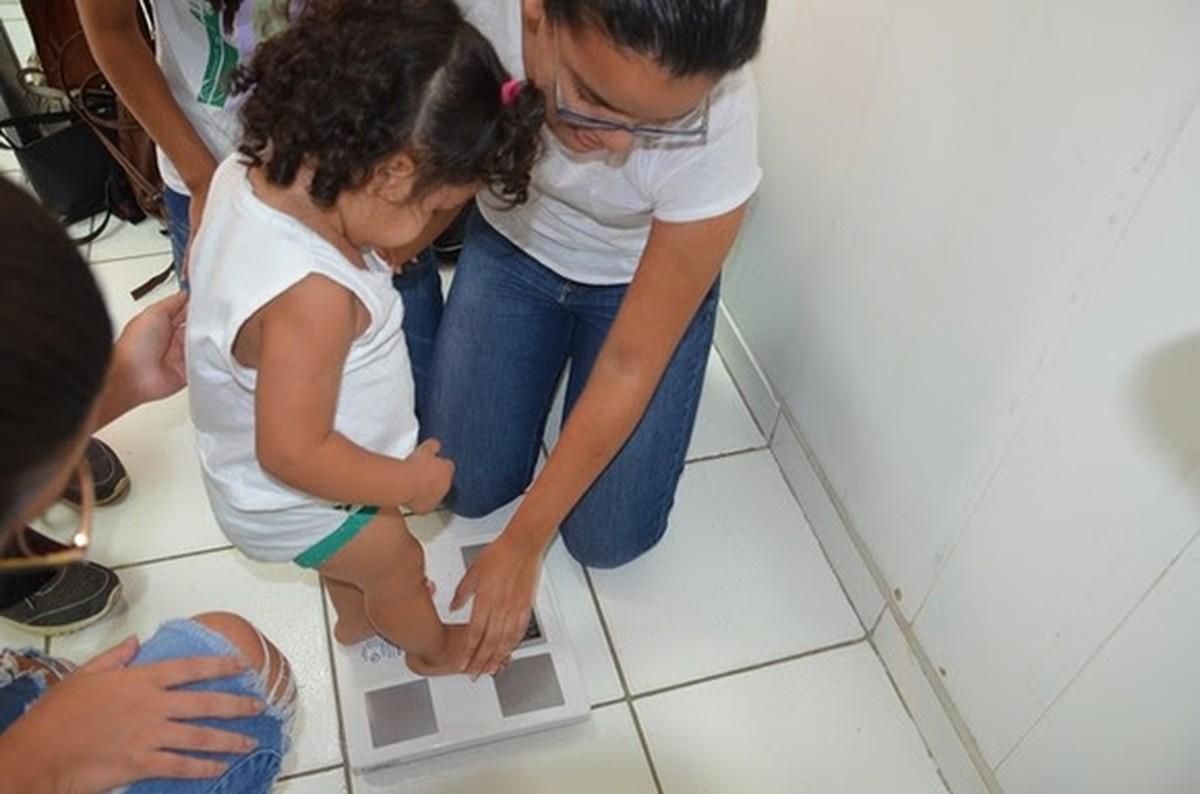 Programa estimula comunidade escolar no combate à obesidade infantil em Campina Grande - G1