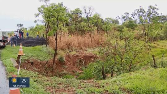 MPF apura condições de segurança da BR-050 no trecho em Araguari onde família morreu