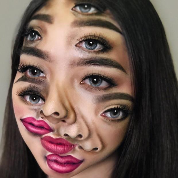 Mimi Choi: conheça o trabalho da canadense que está parando o instagram das amantes de beauté   (Foto: Reprodução/ Instagram @mimles)