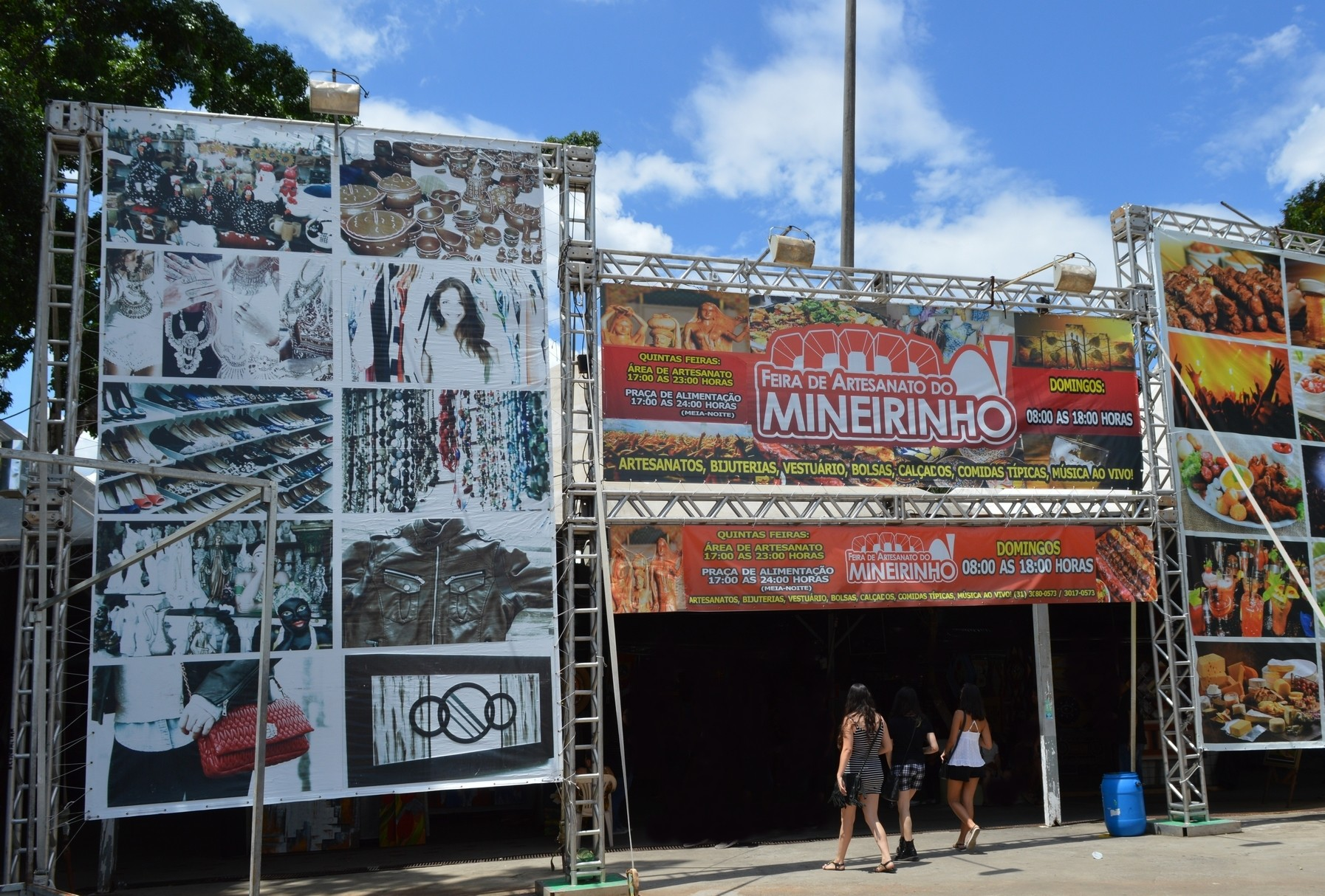 Depois de sete meses fechada, Feira de Artesanato do Mineirinho reabre em BH, neste domingo, com medidas sanitárias