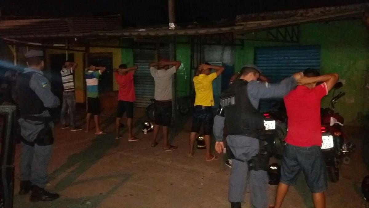 11 estabelecimentos noturnos são fechados em operação policial