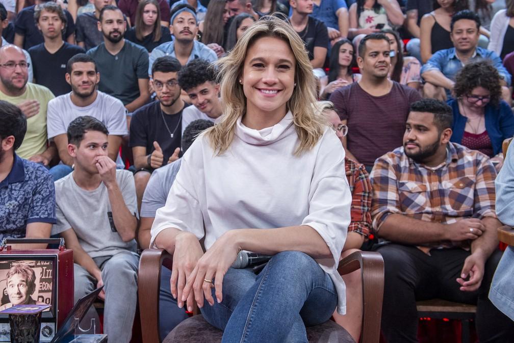 Fernanda Gentil — Foto: Globo/Fábio Rocha