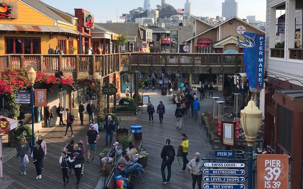 FBI detém suspeito de planejar ataque em São Francisco no Natal