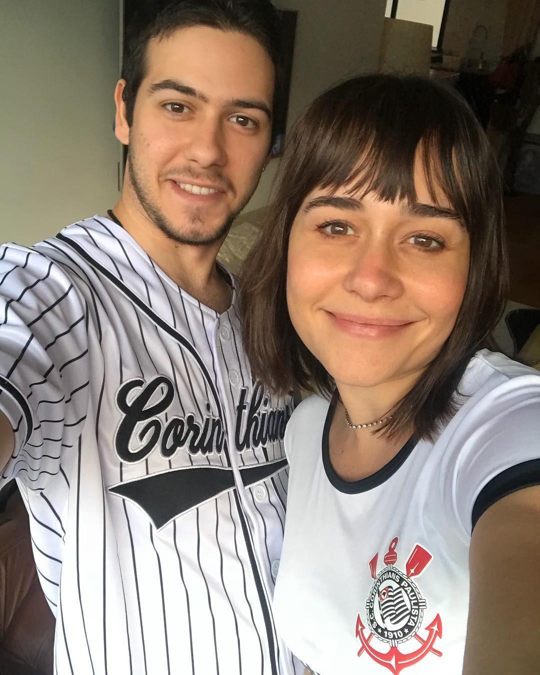 Alessandra Negrini e seu filho Antônio (Foto: Reprodução / Instagram)