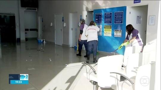 Funcionários de hospitais de Guarulhos entram em greve contra atraso de salários