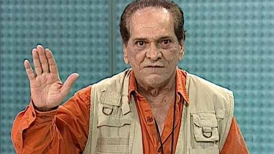 Brasil perde um dos maiores nomes do humor do país: o ator Lúcio Mauro