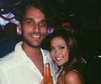 Polliana Aleixo e o namorado, Renato | Reprodução