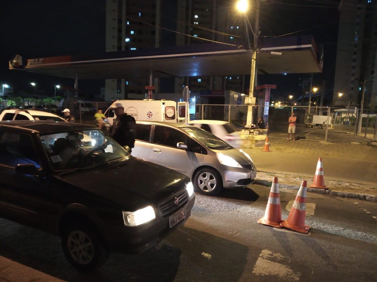 Blitz da Lei Seca autua 31 motoristas por embriaguez ao volante na Grande Natal