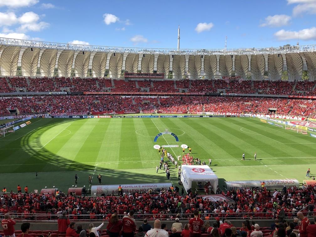Beira-Rio — Foto: Eduardo Deconto/GloboEsporte.com