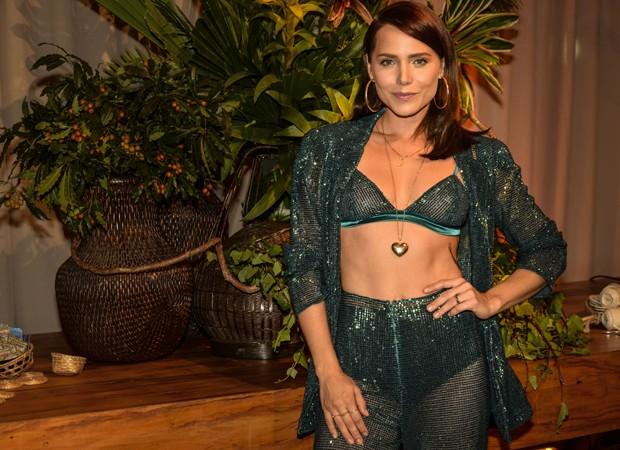 Letícia Colin (Foto: Globo/Paulo Belotte)
