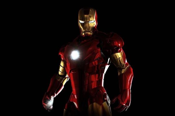 Homem de Ferro. (Foto: Reprodução)