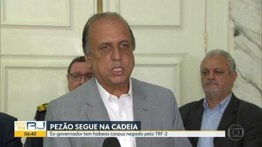 TRF-2 nega habeas corpus a Pezão