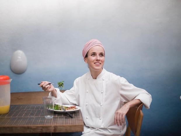 A chef Helena Rizzo, do Maní: um dos melhores restaurantes do mundo (Foto: Reprodução/ Instagram)