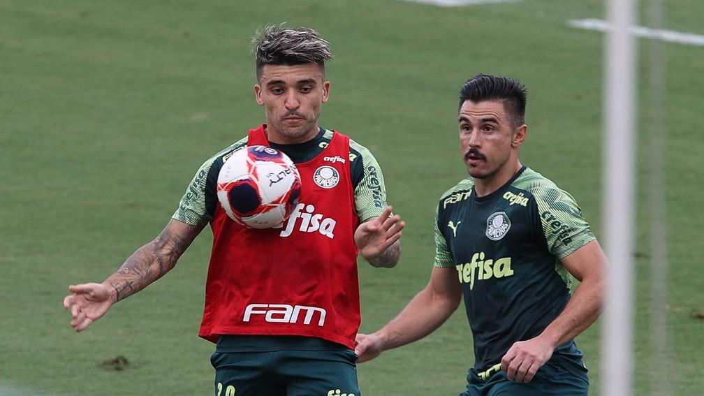 Escalação do Palmeiras: Verdão se prepara para o Dérbi reforçado por jovens e retornos