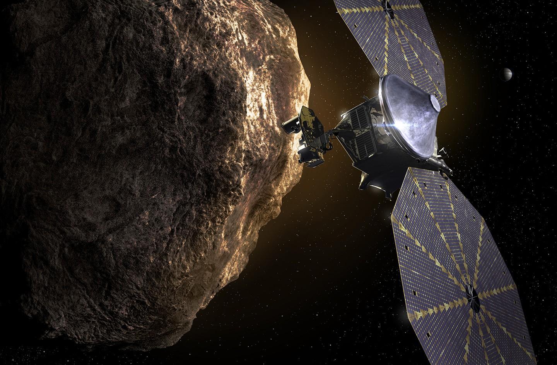 Conheça Lucy, a missão que a Nasa envia no sábado para explorar os  asteroides de Júpiter