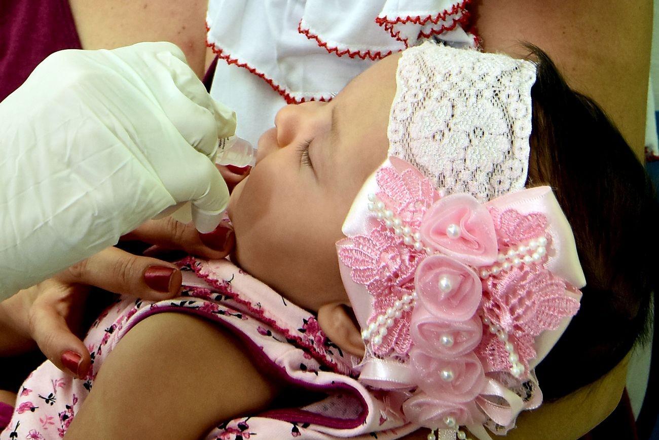 São Luís antecipa campanha contra sarampo e poliomielite; vacinação começa nesta segunda