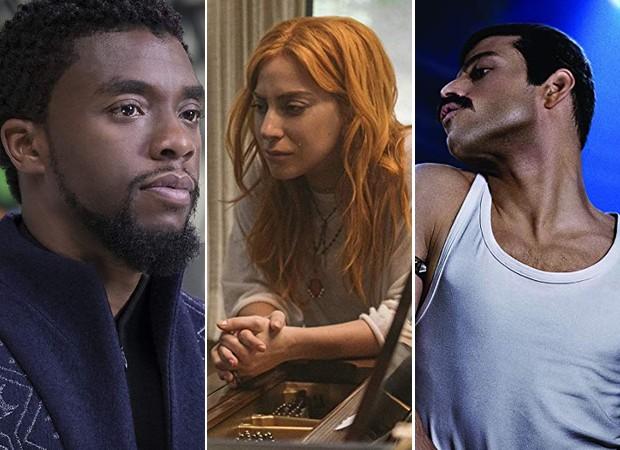 Chadwick Boseman, Lady Gaga e Rami Malek: filmes indicados ao Globo de Ouro (Foto: Divulgação)