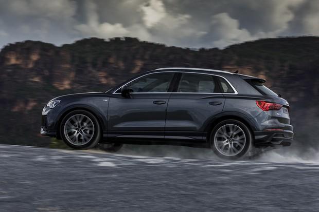 Audi Q3 2020 (Foto: Divulgação)