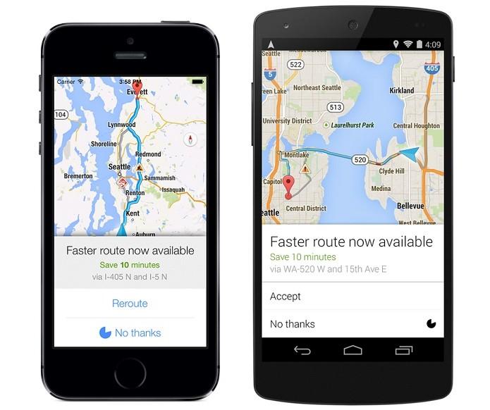 Mapas do Google estão mais inteligentes (Foto: Divulgação) (Foto: Mapas do Google estão mais inteligentes (Foto: Divulgação))