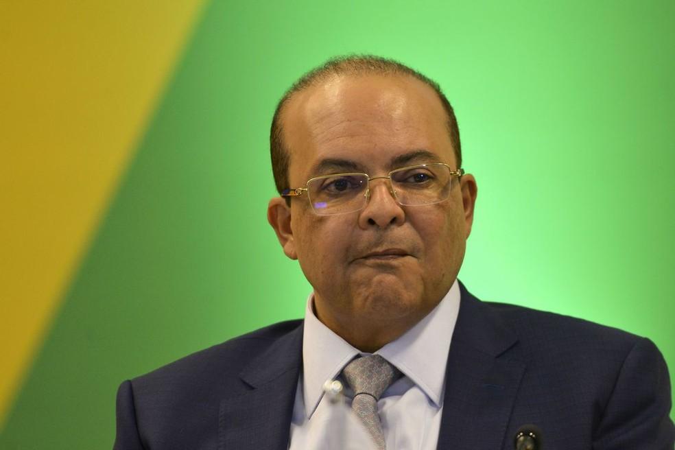 Governador eleito do Distrito Federal, Ibaneis Rocha — Foto: Marcelo Camargo/Agência Brasil