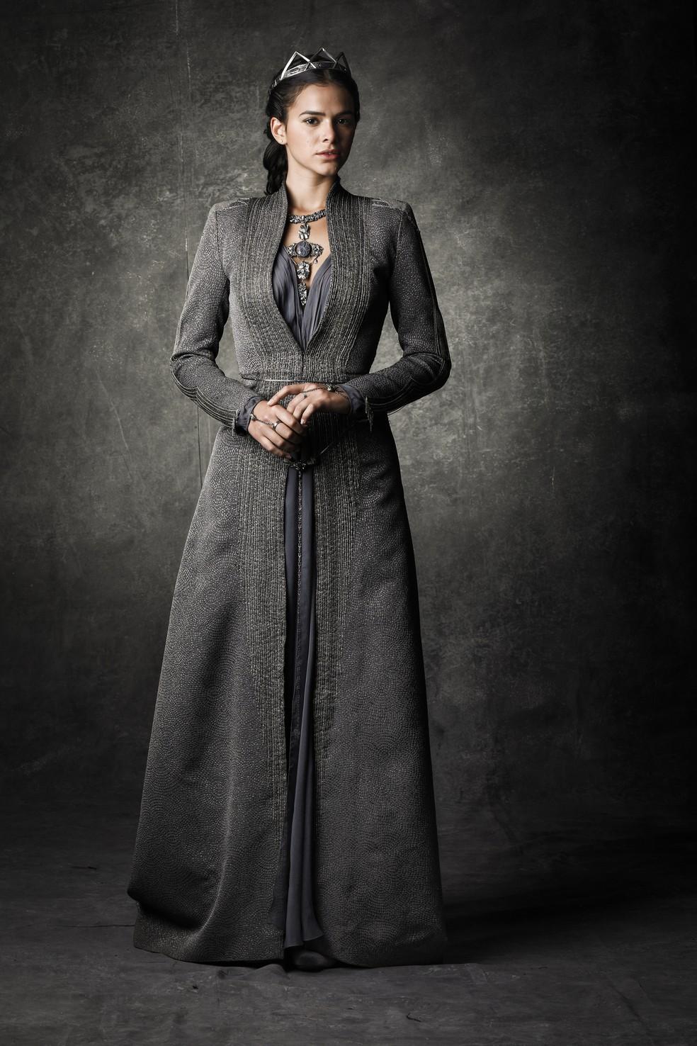 Bruna Marquezine será a princesa Catarina, herdeira do trono de Artena. Ela não medirá esforços para conquistar seus ambiciosos objetivos (Foto: Sergio Zalis/Globo)