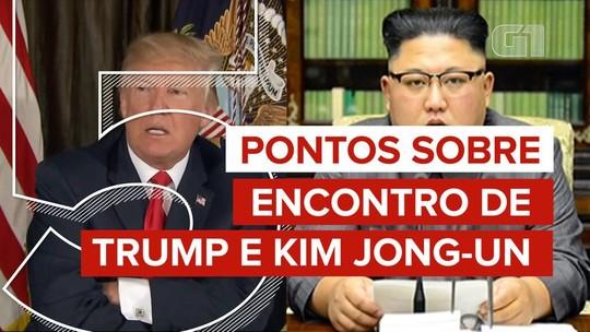 Chanceler sul-coreana vai aos EUA discutir encontro entre Trump e Kim