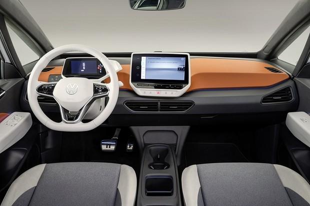 Volkswagen lança o ID.3, primogênito da sua família de carros 100% elétricos (Foto: Divulgação)