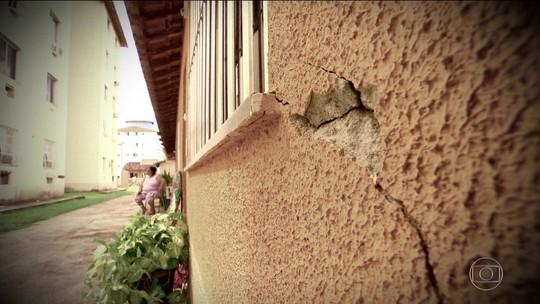 Mais da metade dos imóveis do 'Minha Casa' tem problemas de construção