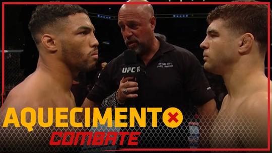 UFC Milwaukee tem duelo top 10 dos leves e três brasileiros em situações distintas