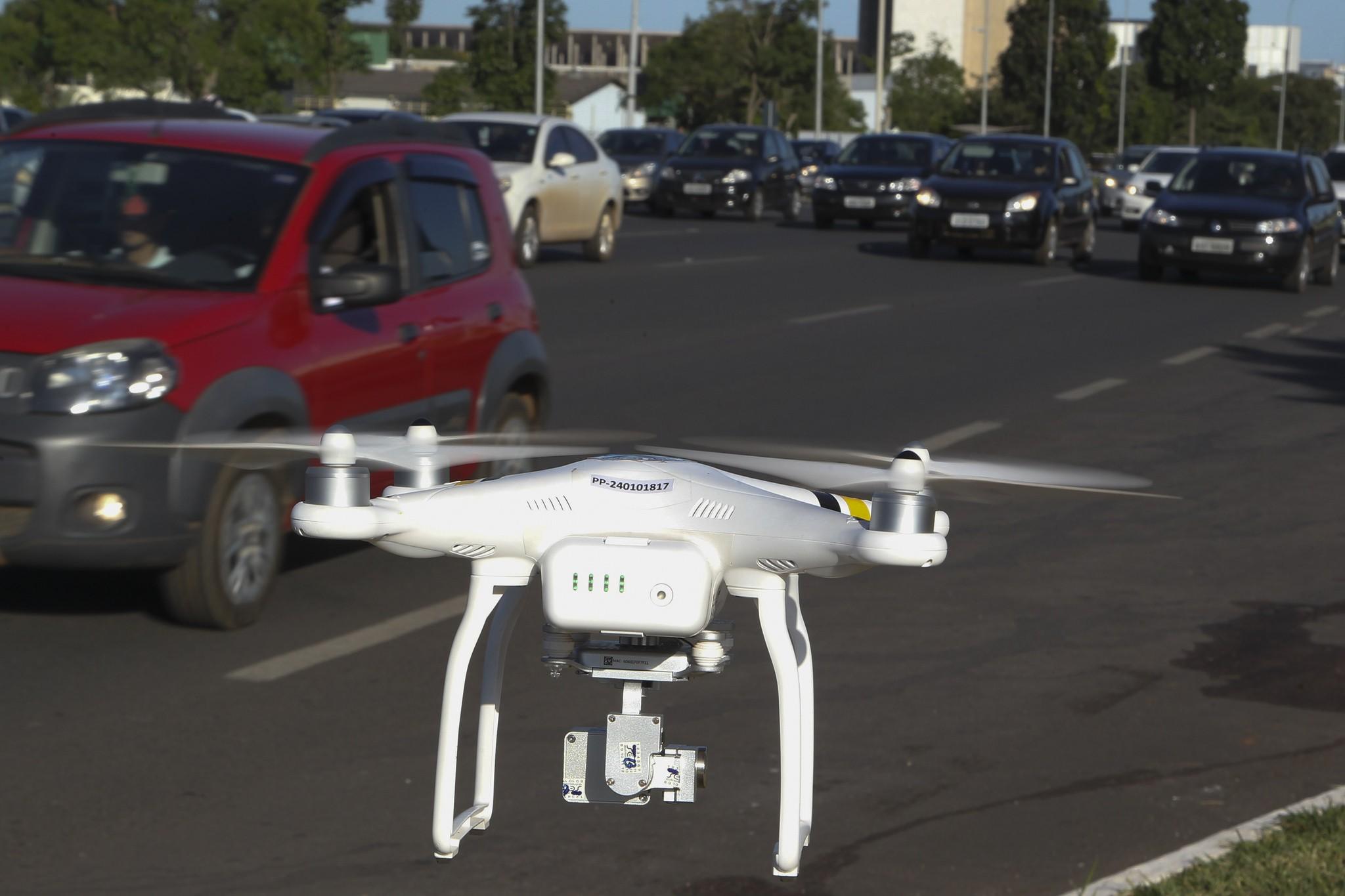Companhias aéreas apoiam criação de registro global de drones